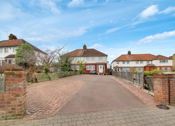 Thumbnail 3 bed semi-detached house for sale in Worlds End Lane, Winchmore Hill