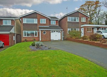 Thumbnail 4 bed detached house for sale in Lapworth Close, Redditch