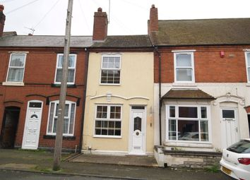 Thumbnail 2 bed terraced house for sale in Crescent Road, Dudley