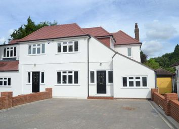 Thumbnail 4 bed semi-detached house to rent in Claremount Gardens, Epsom