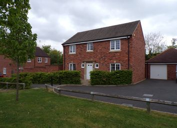 Thumbnail 4 bed detached house for sale in Old Oak Close, Andover