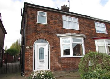 Thumbnail 3 bed semi-detached house for sale in Kenilworth Road, Scunthorpe