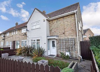 Thumbnail 3 bed end terrace house for sale in Lymington Garth, Hull