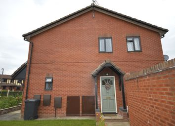Thumbnail 2 bed flat to rent in Minshall Place, Oswestry