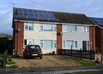Thumbnail 3 bed semi-detached house for sale in Great Close, South Witham, Grantham