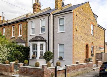 Thumbnail 4 bed property for sale in Canbury Avenue, Kingston Upon Thames