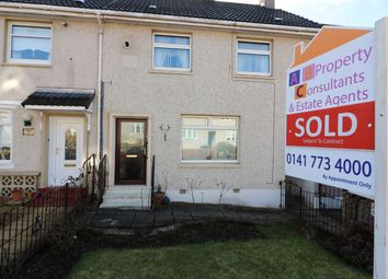 Thumbnail 3 bed terraced house for sale in Drumshaw Drive, Carmyle