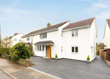 Thumbnail 4 bed semi-detached house for sale in Beeches Close, Saffron Walden, Essex