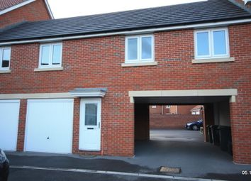 Thumbnail 2 bed flat to rent in Cavalier Close, Bridgwater