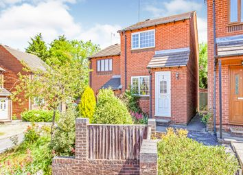 Thumbnail 2 bed semi-detached house for sale in Manor Croft, Ripley