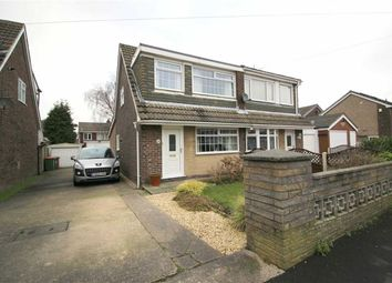 Thumbnail 3 bed semi-detached house for sale in Heversham Avenue, Fulwood, Preston