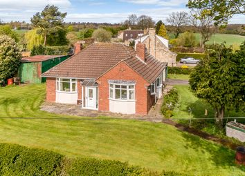 Thumbnail 2 bed detached bungalow for sale in Church Lane, Stutton, Tadcaster