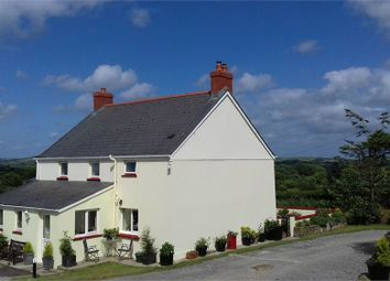 Thumbnail 3 bed detached house for sale in Bush Farm, Rhosfach, Clynderwen, Pembrokeshire