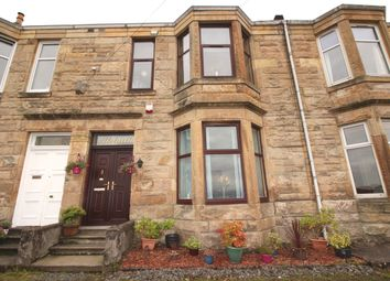 Thumbnail 3 bed terraced house for sale in Barrs Brae, Port Glasgow
