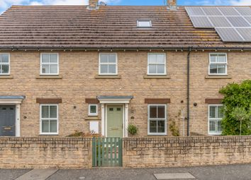 Thumbnail 4 bed terraced house for sale in Dexter Way, Warmington, Peterborough