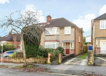 Thumbnail 3 bed semi-detached house for sale in Wyburn Avenue, Barnet