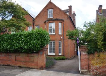 Thumbnail 5 bed semi-detached house for sale in Park Road, Ipswich