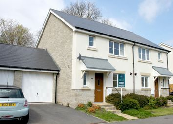 Thumbnail 3 bed semi-detached house to rent in Trelowen Drive, Penryn