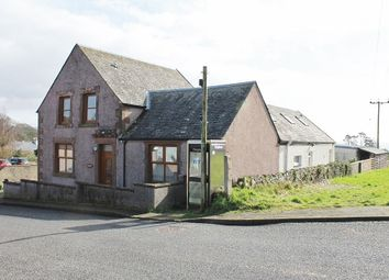 Thumbnail 4 bed detached house for sale in Braefoot, Church Road, Kirkcolm