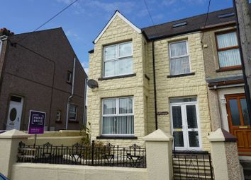 Thumbnail 4 bed semi-detached house for sale in Pill Lane, Milford Haven