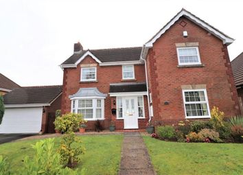 Thumbnail 4 bed detached house for sale in Gateside Close, Pontprennau, Cardiff