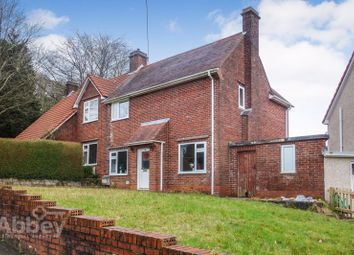 Thumbnail 3 bed semi-detached house for sale in Alltywerin, Pontardawe