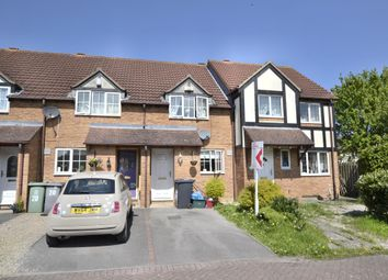 Thumbnail 2 bedroom terraced house for sale in Waterside Close, Quedgeley, Gloucester