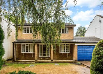 Thumbnail 4 bedroom detached house to rent in Chauntry Road, Maidenhead