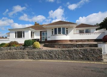 Thumbnail 3 bedroom detached bungalow for sale in Rock End Avenue, Torquay