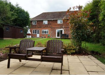 Thumbnail 5 bed semi-detached house for sale in Station Road, Withyham