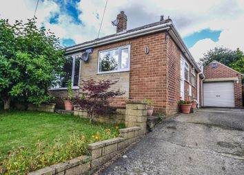 Thumbnail 2 bed semi-detached bungalow for sale in Thorpes Avenue, Denby Dale, Huddersfield