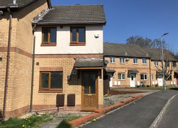 Thumbnail 2 bed end terrace house to rent in Clos Cilsaig, Dafen, Llanelli