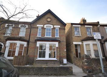 Thumbnail 4 bed semi-detached house to rent in Palmerston Road, London