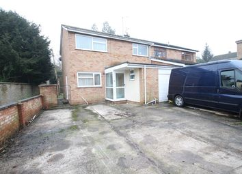 Thumbnail 3 bed semi-detached house for sale in De Veres Road, Halstead