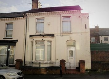 Thumbnail 3 bed terraced house to rent in Dacy Road, Anfield, Liverpool
