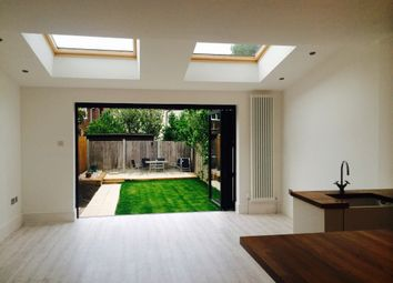 Thumbnail 4 bedroom terraced house to rent in Pulteney Road, South Woodford, London, Greater London