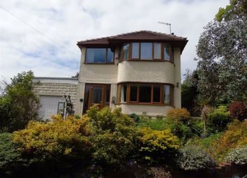 Thumbnail 3 bed detached house for sale in Quarry Road, Treboeth, Swansea