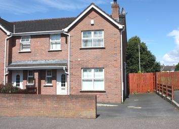 Thumbnail 3 bedroom semi-detached house to rent in Ballymacash Road, Lisburn