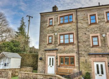Thumbnail 4 bed town house for sale in Lodge View, Turn Village, Ramsbottom