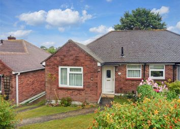 Thumbnail 2 bed semi-detached bungalow for sale in Hurst Close, Chatham, Kent