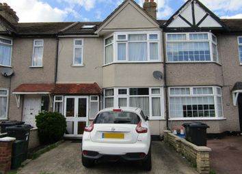Thumbnail 4 bed terraced house for sale in Trelawney Road, Hainault