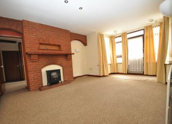 Thumbnail 1 bed flat to rent in Stanley Street, Tunstall, Stoke On Trent