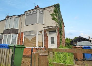 3 bed end terrace house for sale in Chestnut Avenue, Withernsea, East Yorkshire HU19