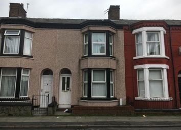 Thumbnail 2 bedroom terraced house for sale in 12 Shelley Street, Bootle, Merseyside
