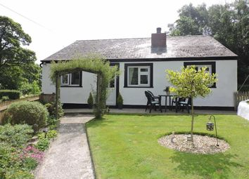 Thumbnail 2 bed detached bungalow for sale in Wolfscastle, Haverfordwest
