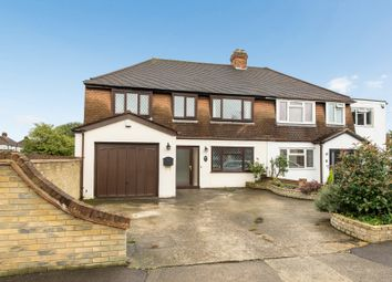 Thumbnail 4 bedroom semi-detached house for sale in Ashcroft Road, Chessington