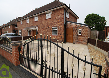 Thumbnail 3 bed semi-detached house for sale in Leaway, Ince, Wigan