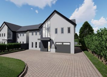 Thumbnail 4 bed detached house for sale in Barnston Road, Barnston, Wirral