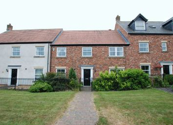 Thumbnail 4 bedroom terraced house for sale in Netherwitton Way, Gosforth, Newcastle Upon Tyne