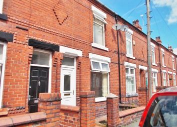 Thumbnail 2 bedroom terraced house to rent in Richard Street, Crewe, Cheshire
